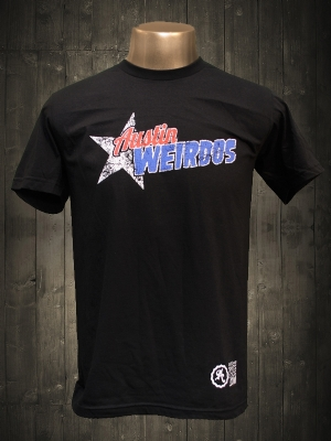 Austin Weirdos Alternate Cool T-shirt
