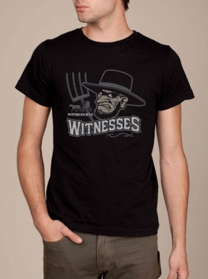 Intercourse Witnesses Super Soft Funny T-shirts