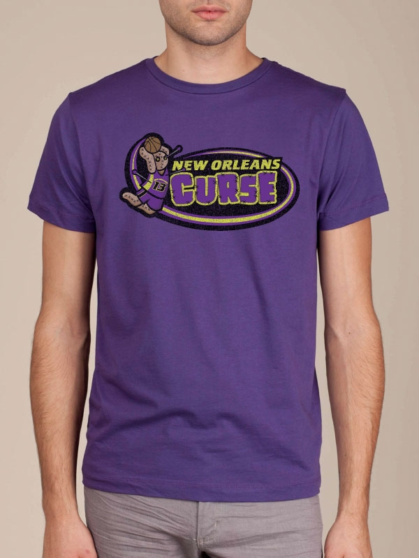 New Orleans Curse Cool T-shirts