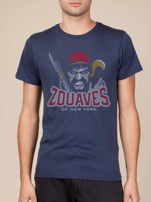 New York Zouaves Navy Blue Cool T-shirt