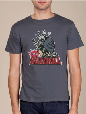 Texas Roadkill Super Soft Funny T-shirts