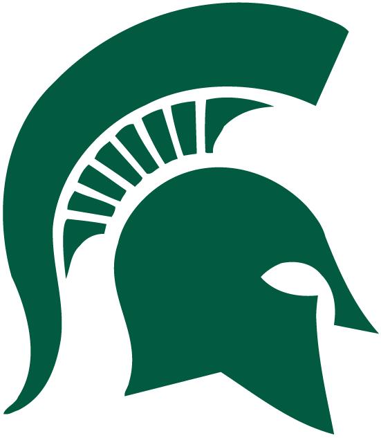 College Sports Logo Spotlight on the Michigan State ...