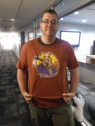 Brooklyn LegBreakers awesome t-shirt