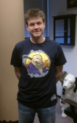 brooklyn leg breakers mark adams awesome t-shirt
