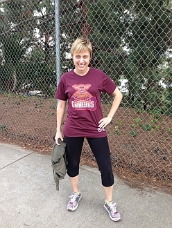 Amy Vorpahl Beverly Hills Fighting Chiweenies tshirt