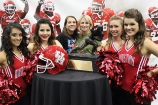 Heisman Trophy awesome t-shirt picture