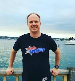 Austin Weirdos Awesome T-shirt