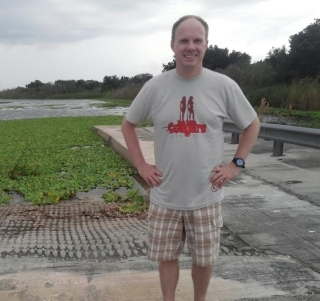 Boca Raton Cougars Awesome T-shirt in the Everglades