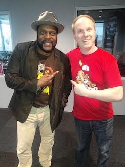 Chad Coleman of The Walking Dead and The Wire