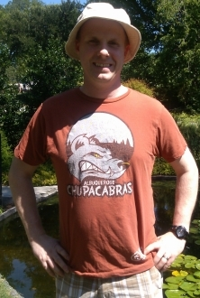 Albuquerque Chupacabras awesome tshirt