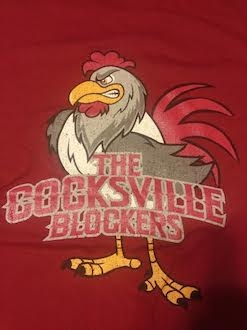 Cocksville Blockers T-shirt Image