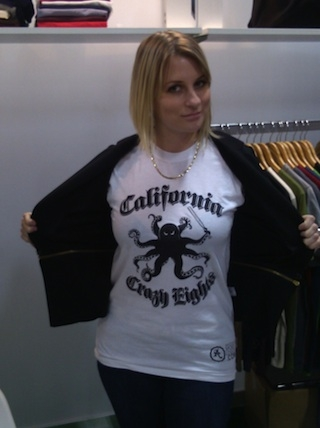 crazy eights awesome t-shirt