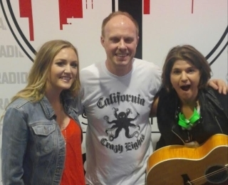 Daphne Willis and Hailey Steele Performance