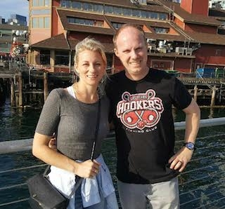 Gavin and Rian With The Las Vegas Hookers in Seattle