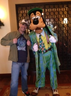 Cape Cod Scrod Picture with Goofy