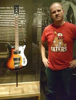 Idaho Taters at the EMT Museum in Seattle