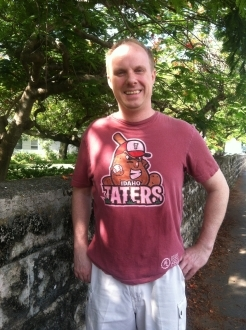 Idaho Taters Awesome T shirt