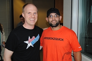 Johny Hendricks picture Austin Weirdos