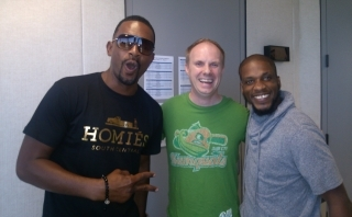 Bill Bellamy Ali Siddiq tshirt