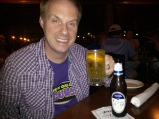 New Orleans Curse Funny Sports T-shirt sports logo
