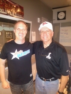 NFL Referee Walt Anderson Austin Weirdos T-shirt