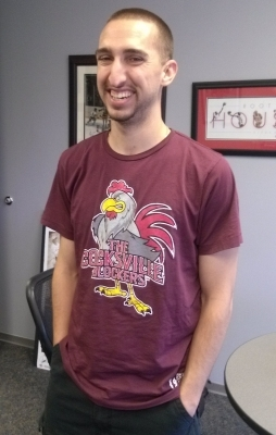 cocksville blockers awesome t-shirt