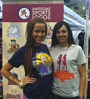fan fest awesome t-shirt pictures
