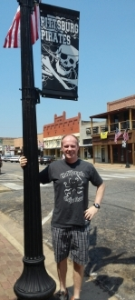 Pittsburg Texas Ocho Loco Awesome T-shirt pic