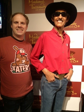 Richard Petty awesome t-shirt picture
