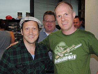 Rob Schneider Awesome Sports Logos t-shirts