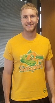 Roy White Wearing Dade City Kumquats