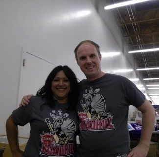 texas roadkill awesome t-shirt