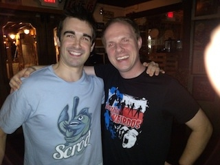 Scrod Weirdos Awesome T-shirts