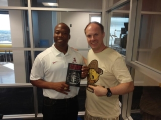 Alabama Running Back Sherman Williams